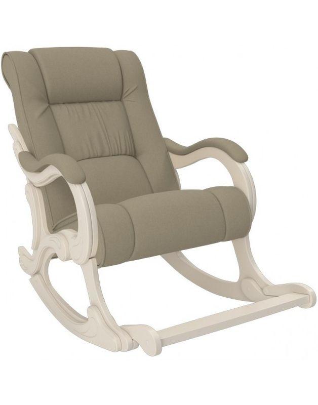 Кресло Impex Модель 77 Montana сливочный (Montana 904) - фото 1
