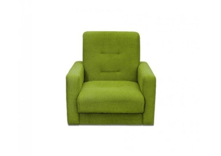 Кресло Craftmebel Милан салатовый - фото 1