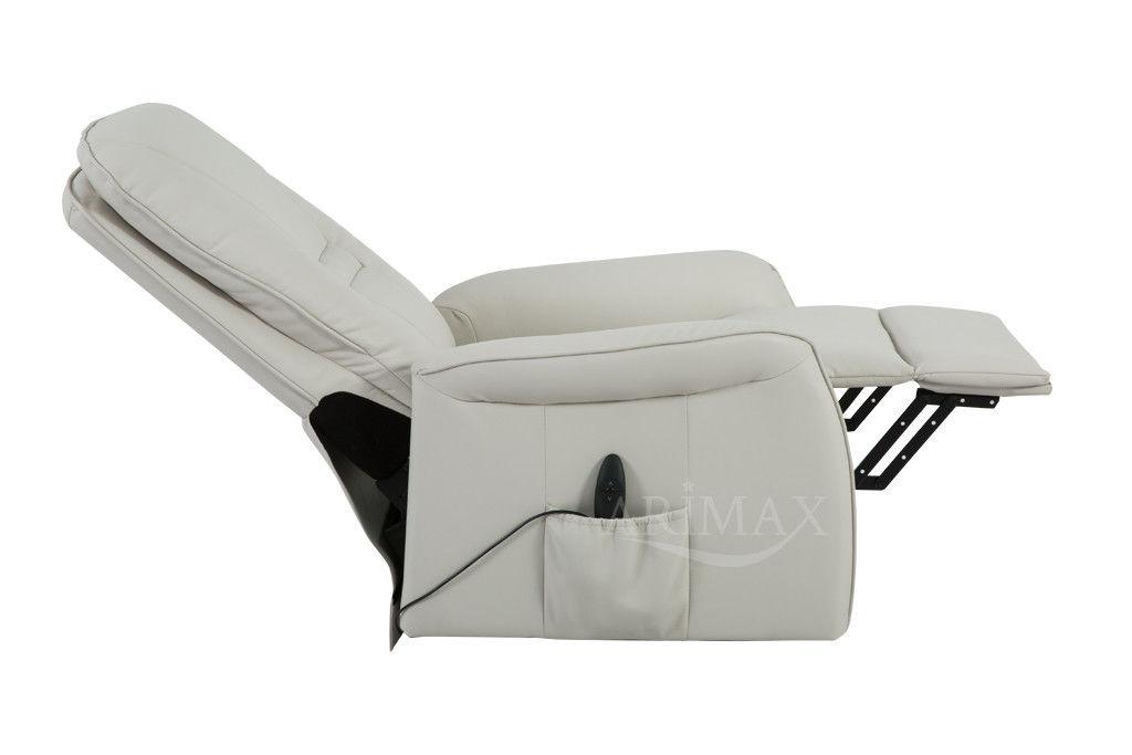Кресло Arimax Dr Max DM02007 (Слоновая кость) - фото 3