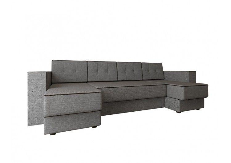 Диван Настоящая мебель Константин п-образный Орландо (модель 89) - фото 2