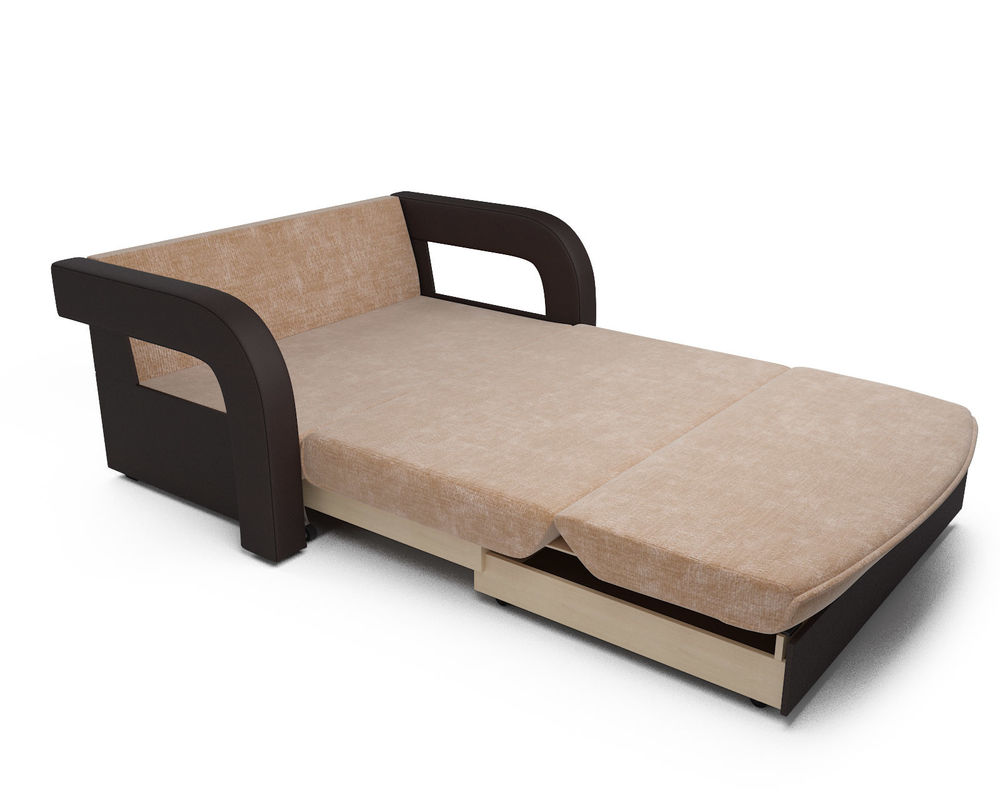 Диван Мебель-АРС Кармен-2 Кордрой (экокожа + микровелюр) - фото 6