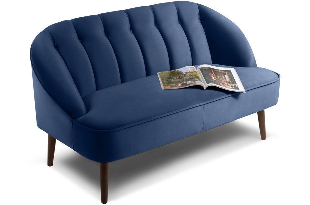 Диван Woodcraft Мона Barhat кушетка Blue - фото 2