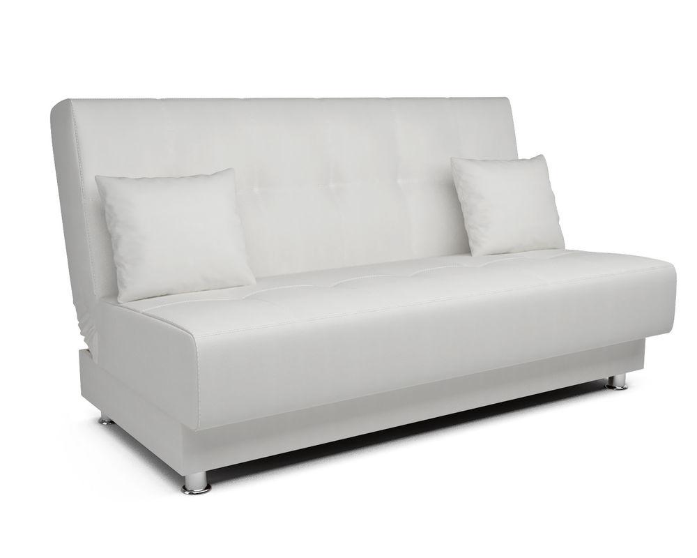 Диван Мебель-АРС Мария - экокожа белая - фото 1