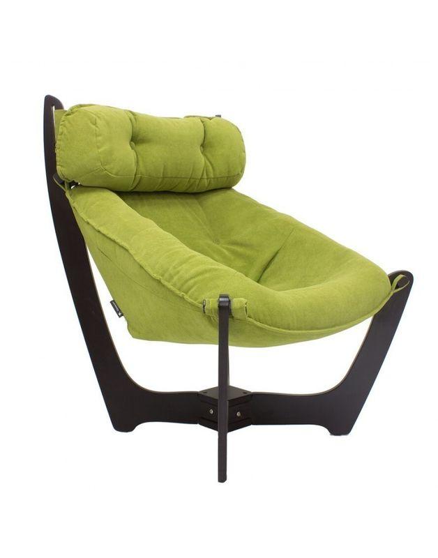 Кресло Impex Модель 11 verona (apple green) - фото 1