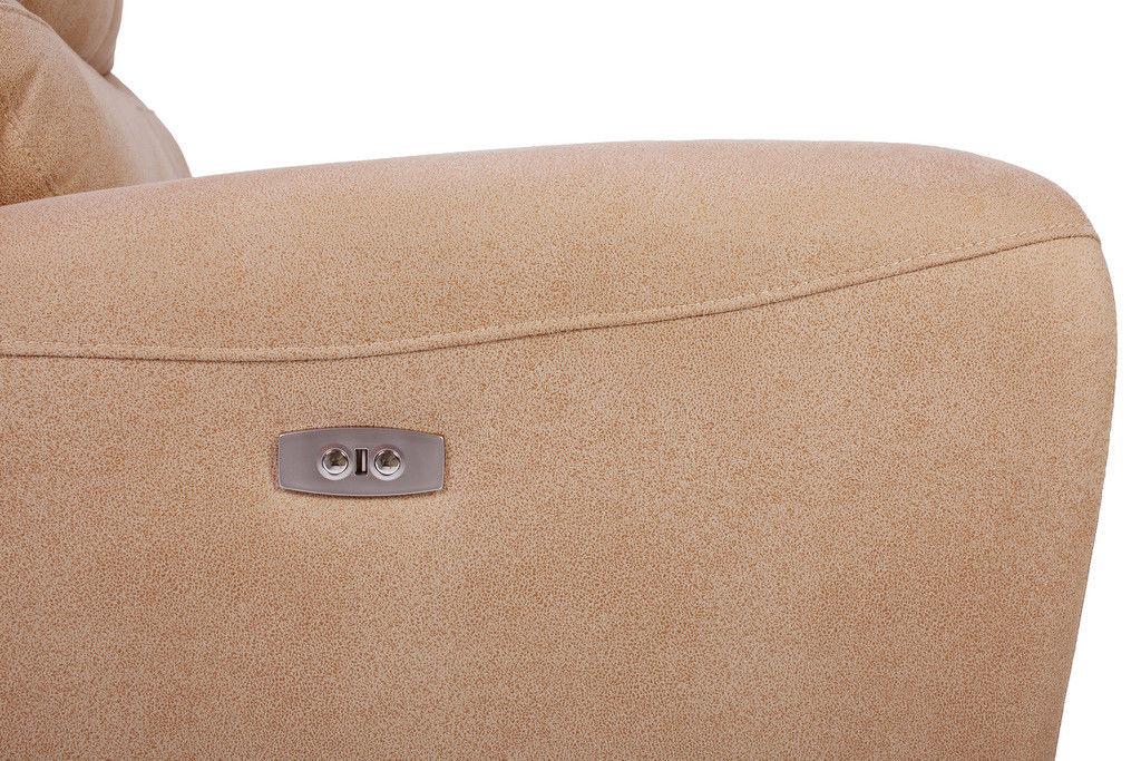 Кресло Arimax Даллас (Топленое молоко) - фото 6