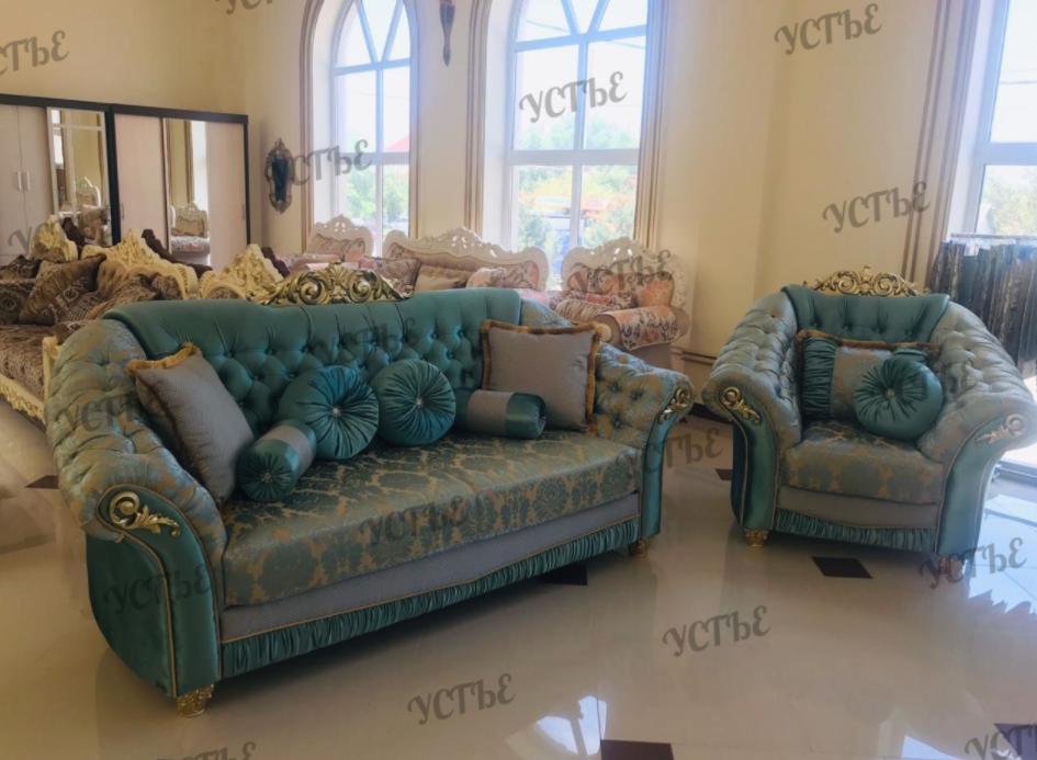 Набор мягкой мебели Устье Монако 240x100x120 - фото 1