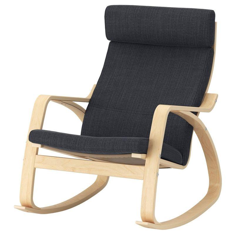 Кресло IKEA Поэнг 892.515.37 - фото 1