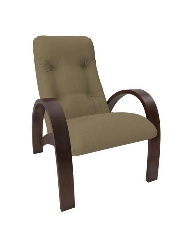 Кресло Impex Модель S7 орех (Montana 904) - фото 1