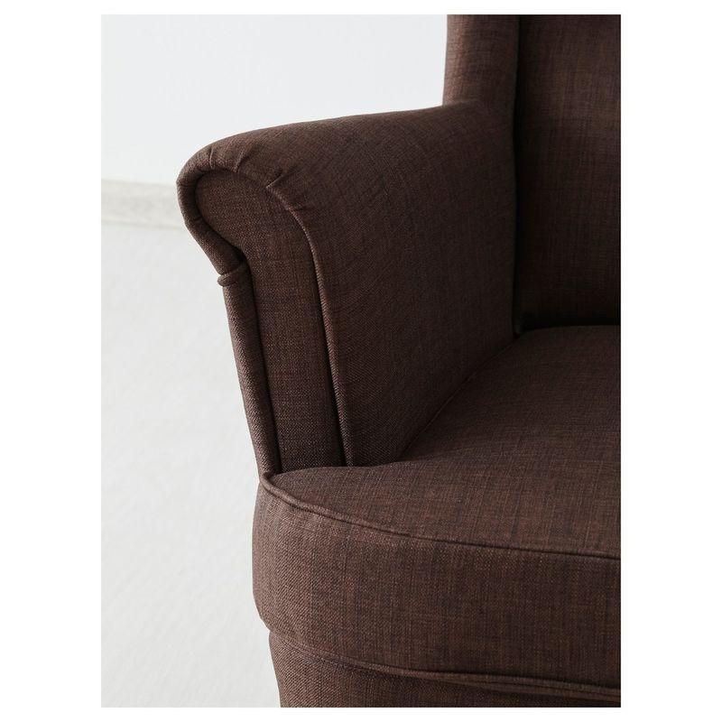 Кресло IKEA Страндмон 904.198.85 - фото 3