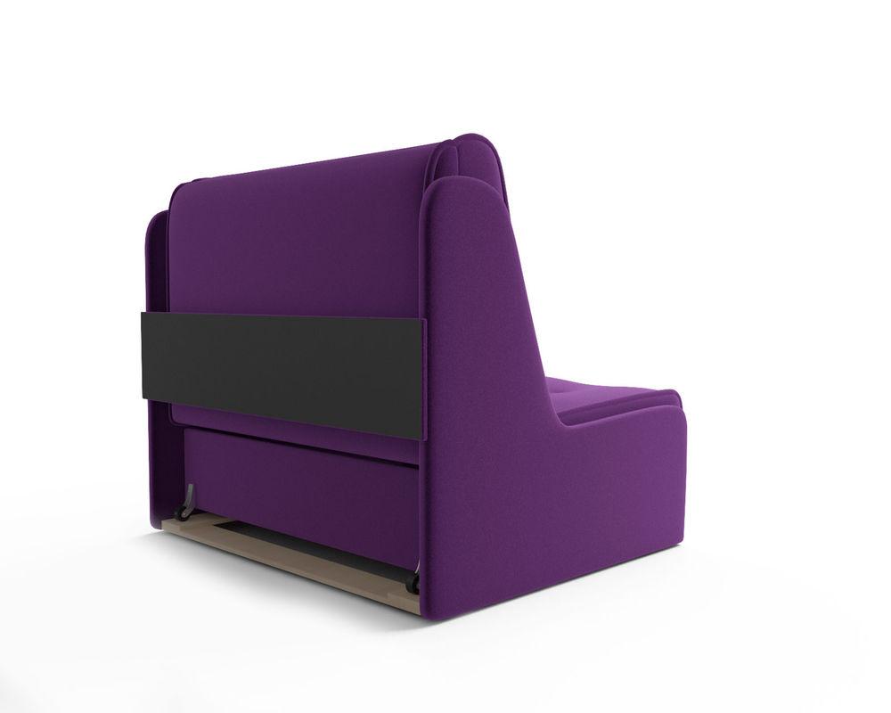 Диван Мебель-АРС Аккордеон №2 - Фиолет (100х195) - фото 4
