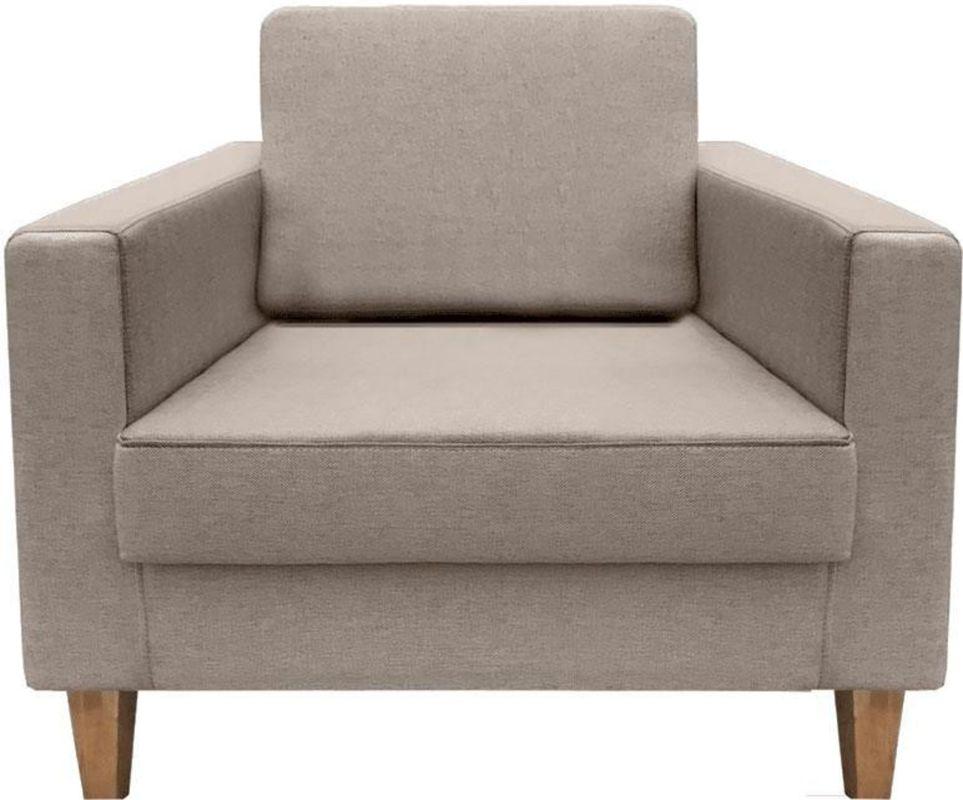 Кресло Brioli Дилли Classic Plain 76 - фото 1