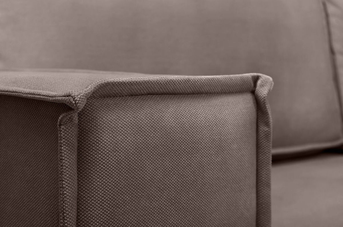 Диван Woodcraft Угловой Лофт Velvet Latte - фото 11