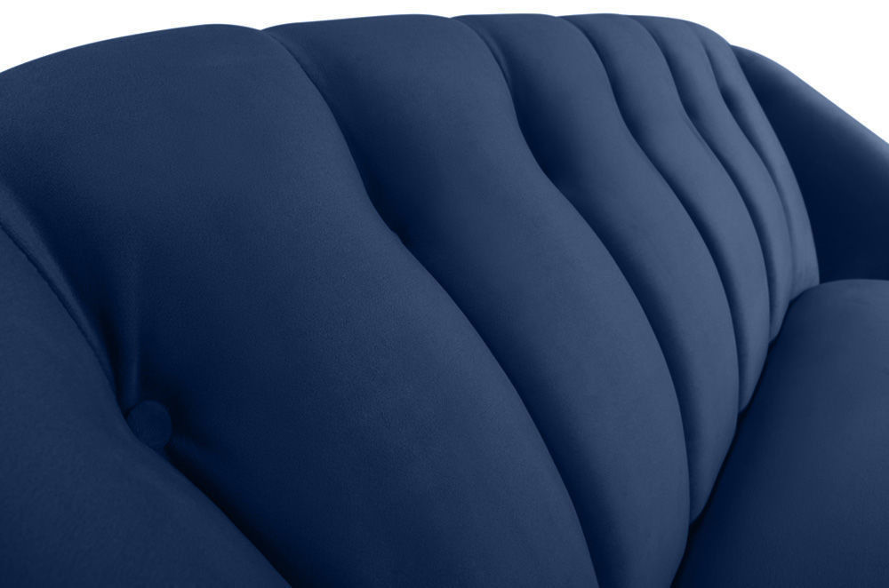 Диван Woodcraft Мона Barhat кушетка Blue - фото 6