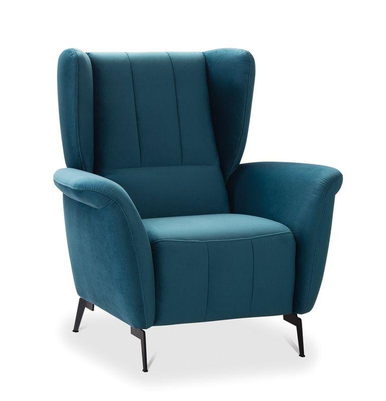 Набор мягкой мебели Gala Collezione Beo (кожа/ткань) - фото 5