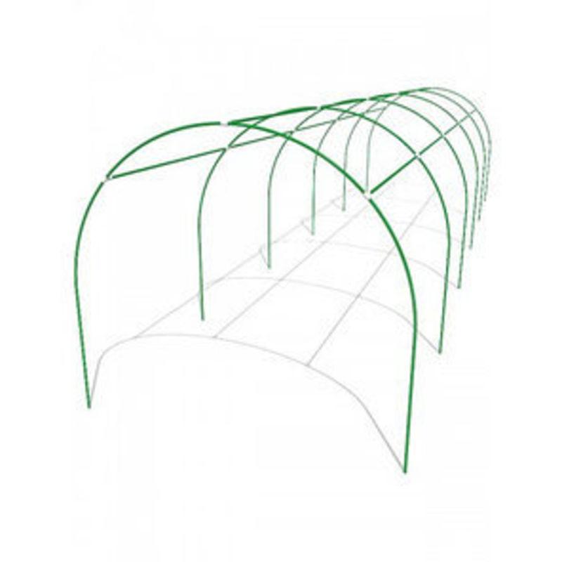 Теплица РинаПластик Дуги парниковые 4 м комплект 6 шт. - фото 3