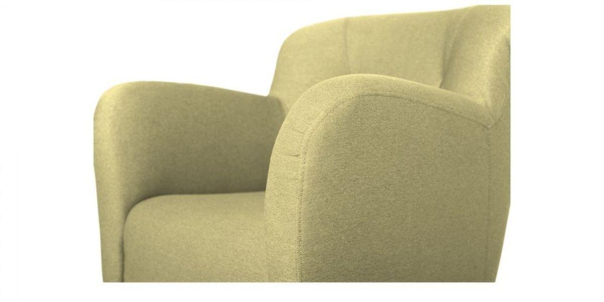 Кресло WOWIN Ингрид (Арахисовая рогожка) - фото 3