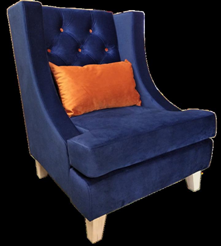 Кресло Виктория Мебель Лорд СК 2391а - фото 1