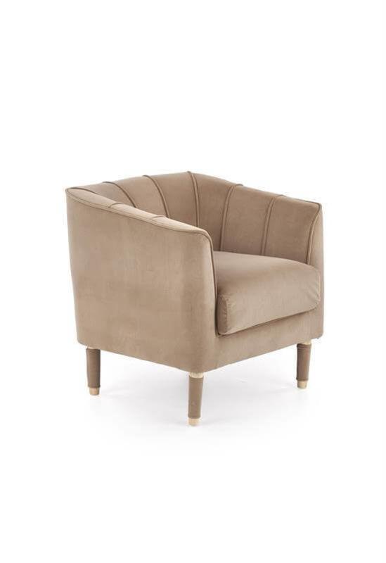 Кресло Halmar BALTIMORE (бежевый) V-CH-BALTIMORE-FOT-C.BEZOWY - фото 1