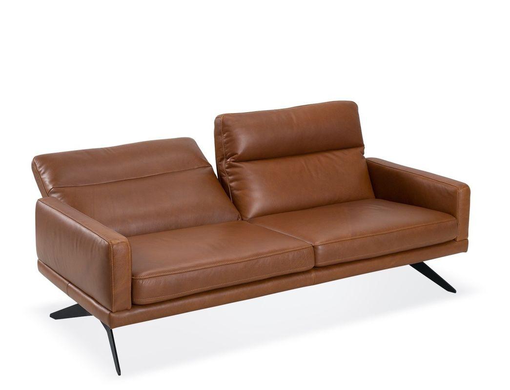 Набор мягкой мебели Gala Collezione Genova (натуральная кожа) - фото 8