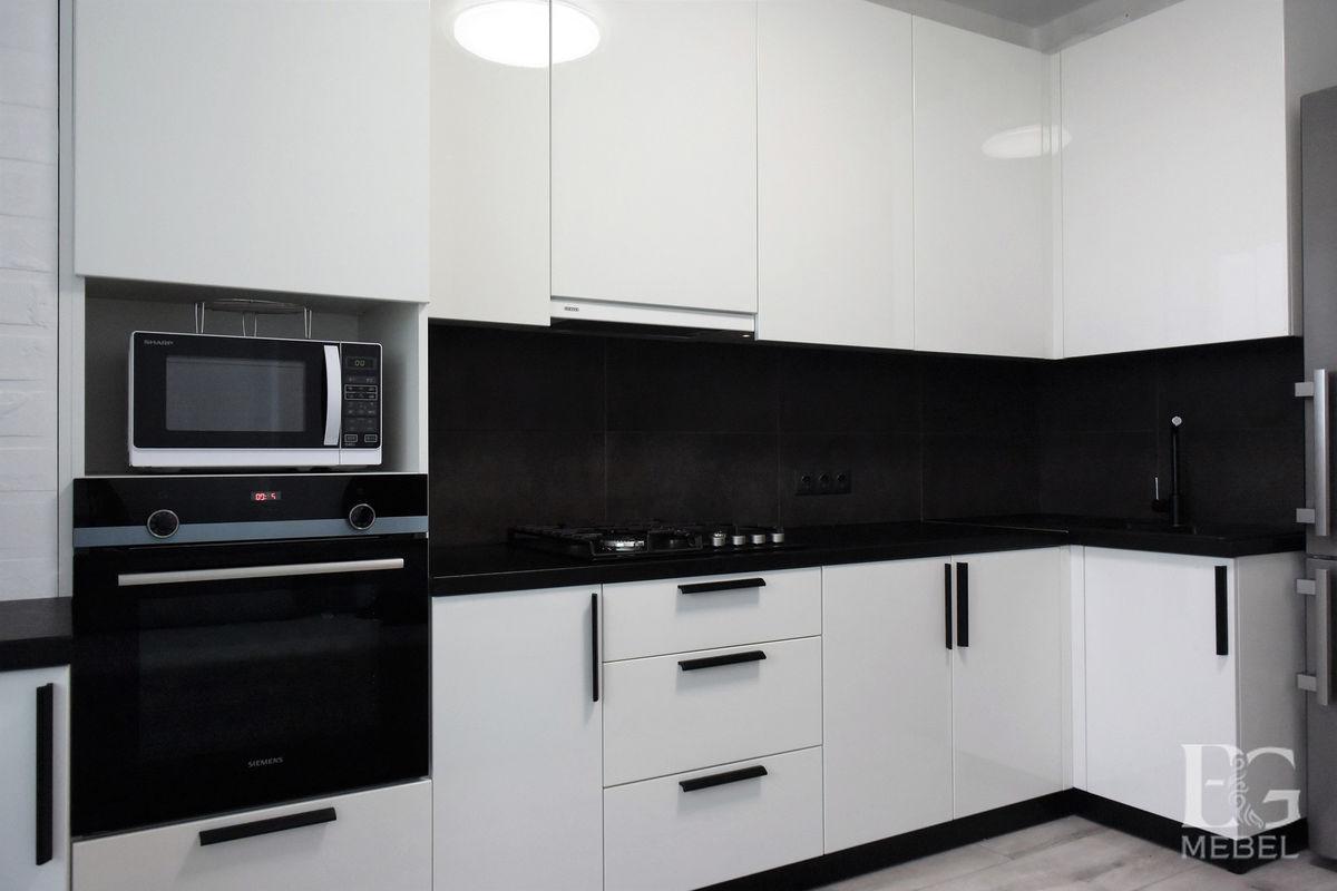 Кухня BG-mebel WHITE & BLACK - фото 1