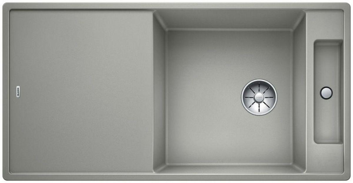 Мойка для кухни Blanco Axia III XL 6 S жемчужный (523503) разделочная доска из ясеня - фото 1