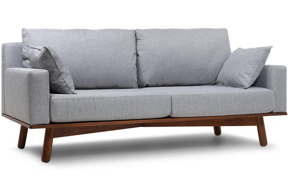 Диван Woodcraft Миннесота Textile Grey - фото 3