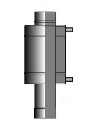 Теплообменник для печи купить в минске Кожухотрубный маслоотделитель ONDA OVS 90/2 Дербент