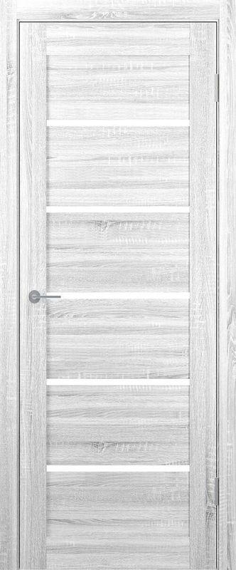 Межкомнатная дверь Юркас ST1 ДО Сонома светлый мателюкс матовое в Молодечно - фото, цены в каталоге