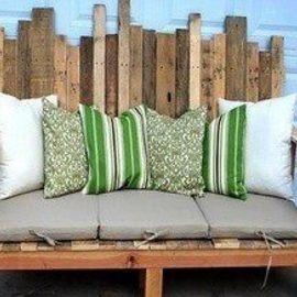 Идеи: мебель для сада