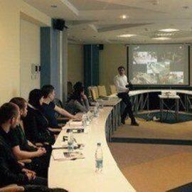 Итоги семинара для дизайнеров интерьера от Максима Добромыслова (DuPont, Москва)