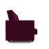 Диван Мебель-АРС Лофт (астра бордовая) - фото 5