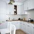 Кухня ЗОВ из МДФ рамочного Марсель-4 Дижон/Люберон - фото 1