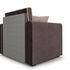 Кресло Мебель-АРС Санта (кордрой коричневый) - фото 5