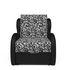 Кресло Мебель-АРС Атлант - Кантри (рогожка + экокожа) - фото 2