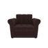 Кресло Мебель-АРС Гранд шоколадный велюр (НВ-178/16) - фото 2