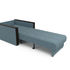 Кресло Мебель-АРС Техас голубой Luna 089 (микровелюр) - фото 5