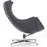 Кресло Halmar LUXOR (черный) V-CH-LUXOR-FOT-CZARNY - фото 4