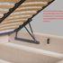 Кровать Grand Manar Дарина с фигурным изголовьем (180x200 ортопедическое основание) - фото 3