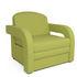 Кресло Мебель-АРС Кармен-2 зеленый (рогожка) - фото 1