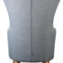 Кресло R-Home Хилтон RST_400081_Gray, серый - фото 4