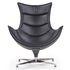 Кресло Halmar LUXOR (черный) V-CH-LUXOR-FOT-CZARNY - фото 3