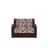 Кресло Мебель-АРС Аккордеон Барон цветы (жаккард + микровелюр) - фото 2