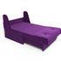 Диван Мебель-АРС Аккордеон №2 - Фиолет (100х195) - фото 5
