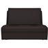 Диван Мебель-АРС Аккордеон №2 - экокожа шоколад (120х195) - фото 2