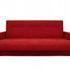 Диван Луховицкая мебельная фабрика Милан (Астра красный) 120x190 - фото 1