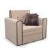 Кресло Мебель-АРС Санта (кордрой бежевый) - фото 1