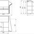 Кресло LAMA мебель Толедо 1 - фото 4