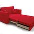 Диван Мебель-АРС Санта (кордрой красный) - фото 7
