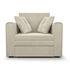 Кресло Мебель-АРС Санта (бархат бежевый) - фото 2