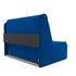 Диван Мебель-АРС Аккордеон №2 синий (140х195) - фото 4